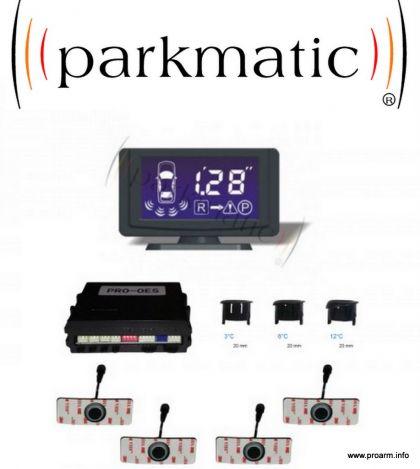 Парктроник за задна броня Parkmatic 4121Pro