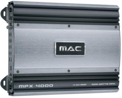 Mac Audio MPX-4000