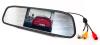 Огледало с вграден 4.3'' монитор за камера за заден ход