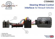 Адаптер за дистанционно управление от волан за Renault CTSRN002