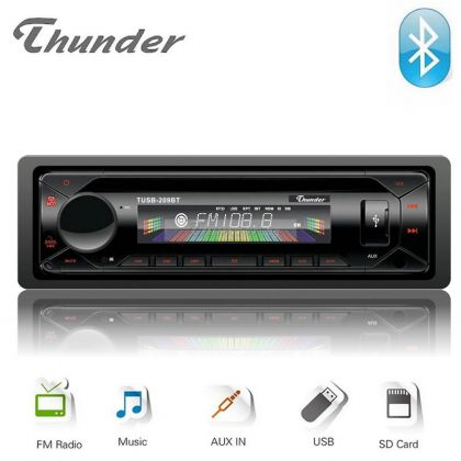 Thunder TUSB-209BT - Авторадио с Bluetooth, USB/SD card и Aux