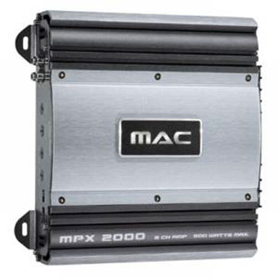 Mac Audio MPX-2000